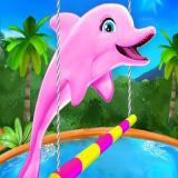 My dolphin show - game